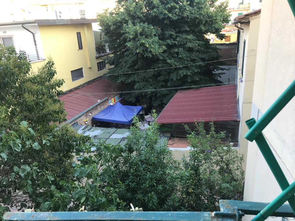 Via del Romito, foto da segnalazione